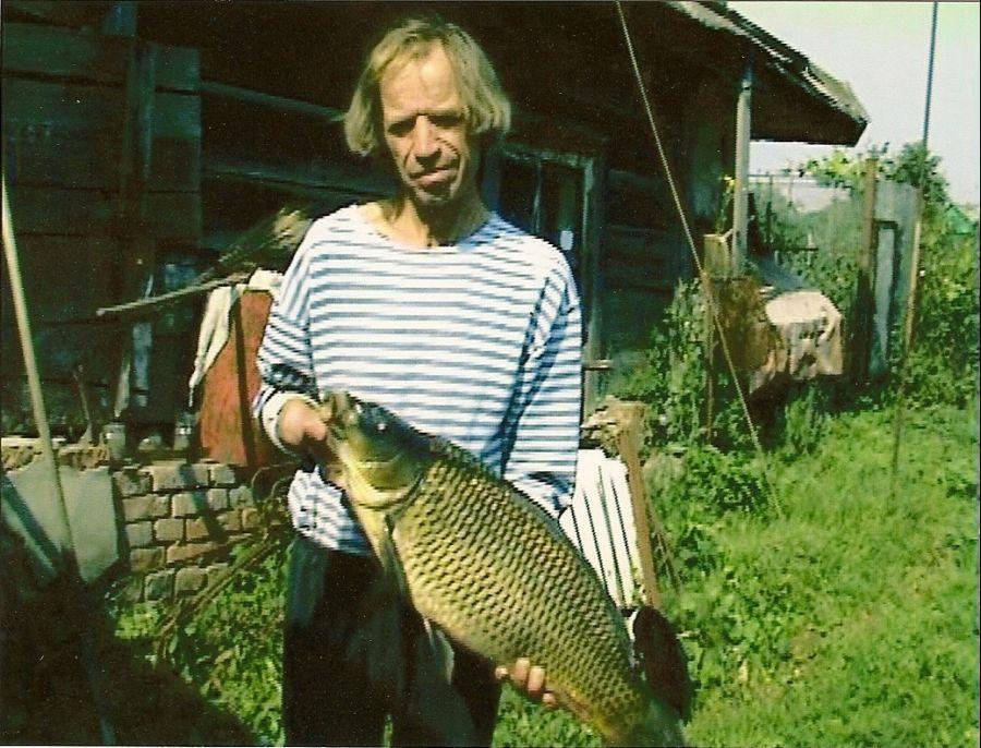 рыбалка в кромах орловской области