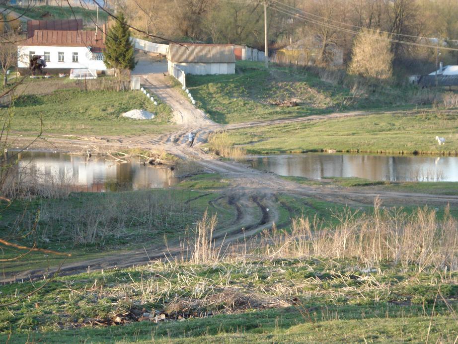 пруд в деревне пузеево орловская область фото отсутствие